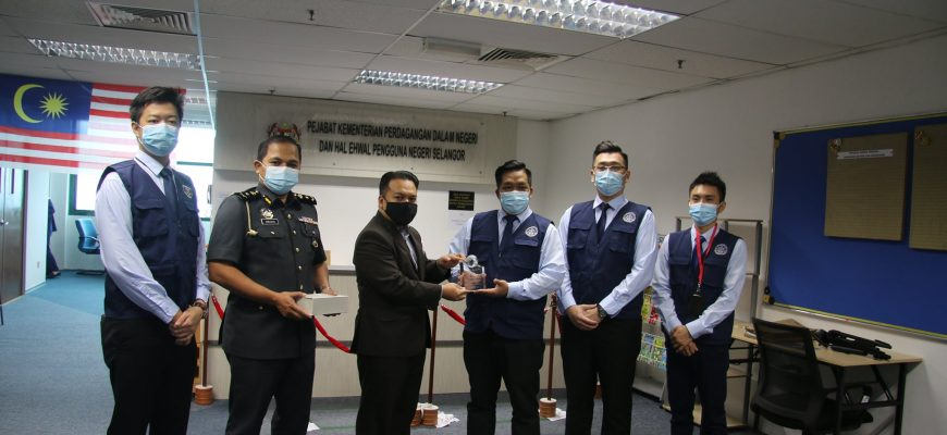 Ministry OF Health And Selangor MTPN Combat Illegal Activities In The Beauty Industries